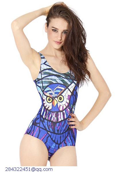 Женский закрытый купальник Dear-Lover piece swimsuit Nightowl LC40825 женский комбинезон dear lover bodycon lc6300