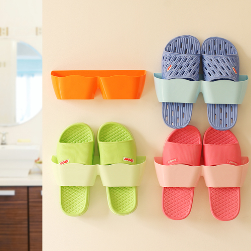 Wall hanging type Magnetic suction wall shoe rack,shoes holder,shoe hanger shelf for shoes bathroom saloon<br><br>Aliexpress