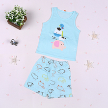 carters baby clothing sets baby body suits carters baby girls and boys kids summer girls clothes set shirt +pants SM-7(China (Mainland))