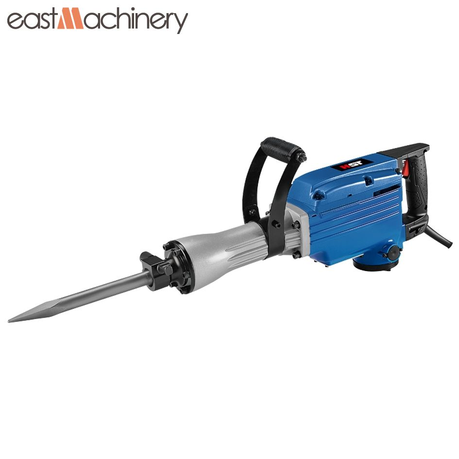 Destructor Electric Pick Breaker Hammer Concrete Demolition Hammer for Breaking and Dismantle Floor Road Wall(China (Mainland))
