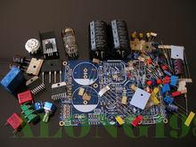 sep_store NEW Tube 6N3 Preamp TDA7294 Power Amplifier Kit DIY 80W+80W