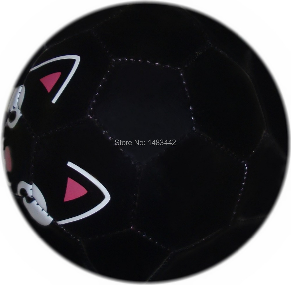 Free Shipping size 5 football machine Stitched PVC Laser leather Children Ball soccer Football ball High quality GY-W103(China (Mainland))