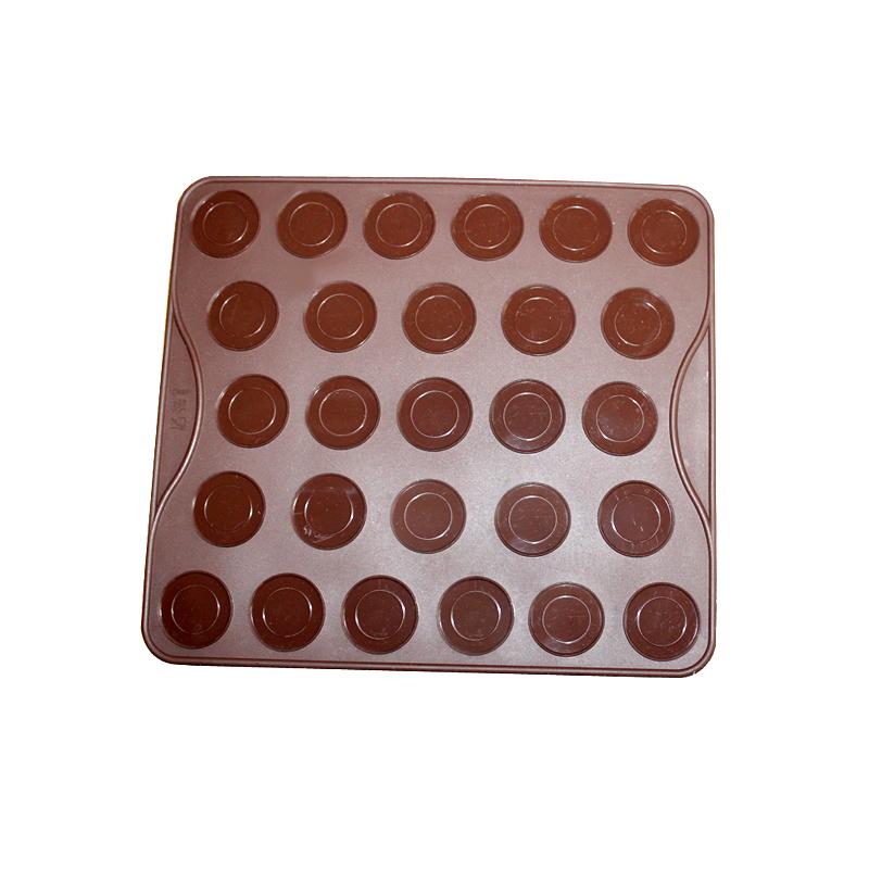 Circular Macarons silicone pad trumpet Macarons special baking mat macaron oven for Bo Bingmo(China (Mainland))