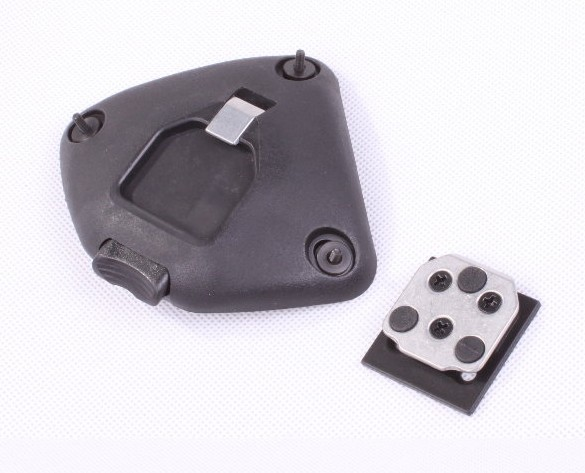 F06679 DIY Helmet Night Vision Mount Base with Adapter Plate 3 Hole SF NVG PVS + FS<br><br>Aliexpress