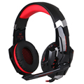 G9000 USB 7 1 Surround Sound Version Game Gaming Headphone Computer Headset Earphone Headband with Microphone