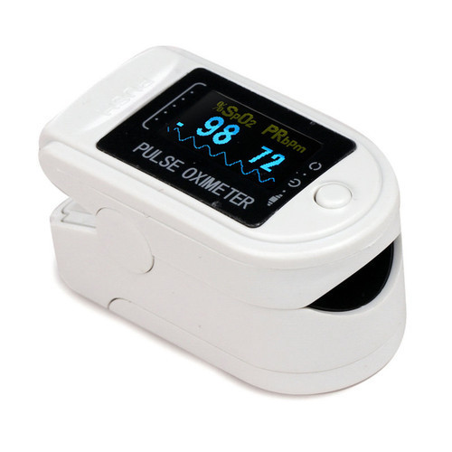 CE FDA Approved Finger SPO2 Monitor, Fingertip Pulse Oximeter Blood Oxygen Saturation Monitor, Brand New CMS50D WholeSale Price