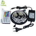 Tanbaby LED Strip 5050 LED SMD Light 5M 300 Led DC12V 44Key RGB Controller For RGB