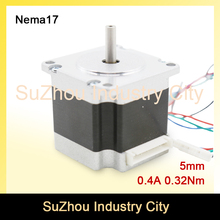Buy Sale!Nema 17 CNC stepper motor 42x34mm 0.4A 0.32 N.m 1.8deg 45Oz-in stepping motor CNC Router Milling Engraving 3D Printer for $11.68 in AliExpress store