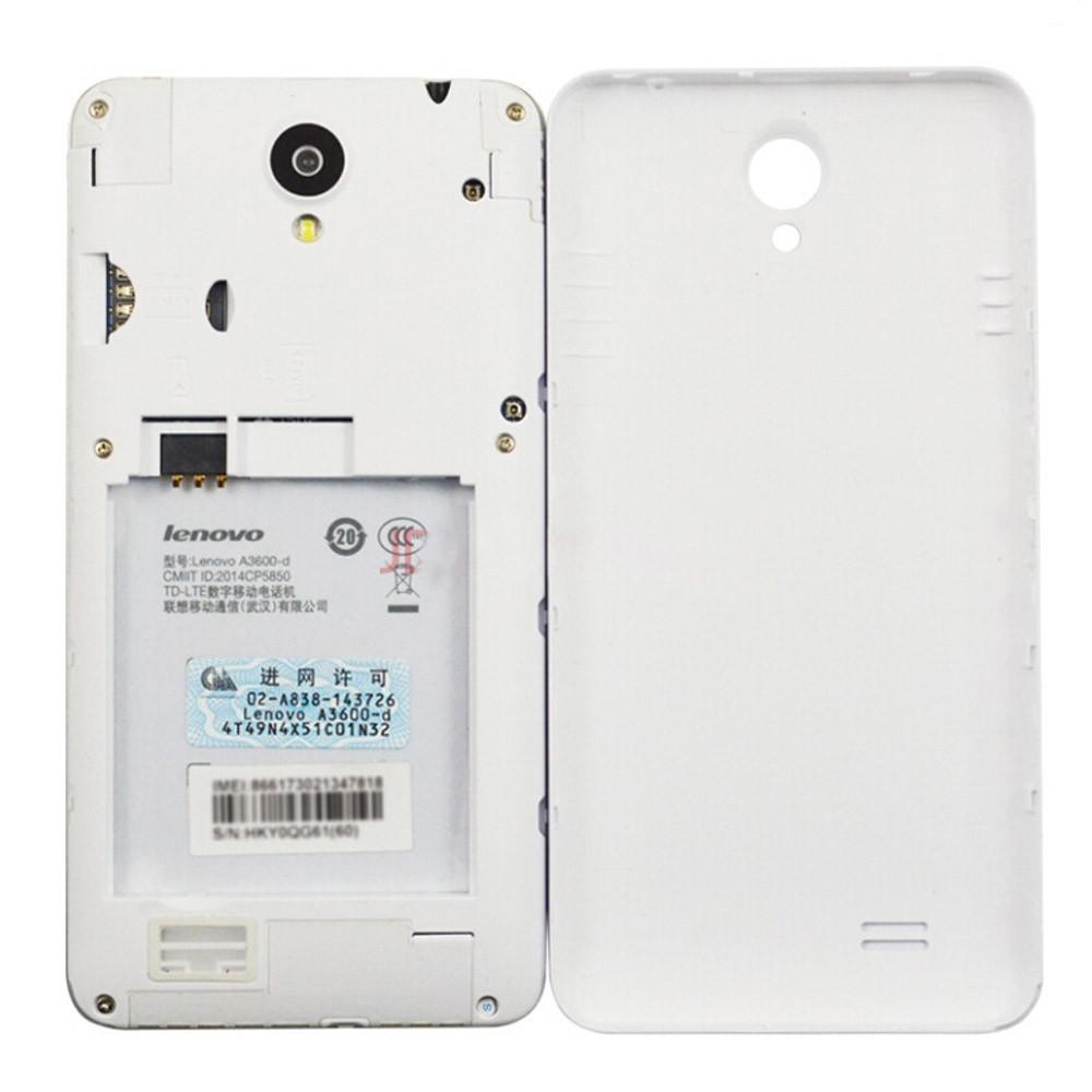 Original Lenovo A3600 A3600D MTK6582M + 6290 Quad Core Android 4.4 512MB RAM 4GB ROM 5MP 4.5