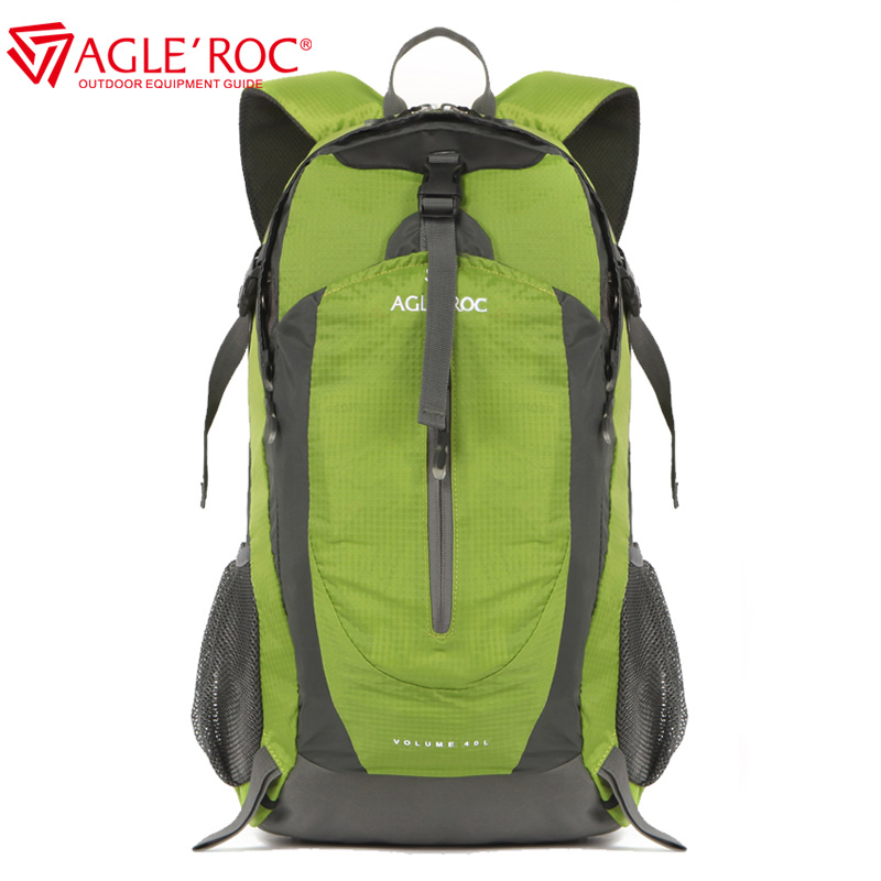 Здесь можно купить  963 agleroc ETAM 40l travel backpack mountaineering bag backpack male Women  Камера и Сумки