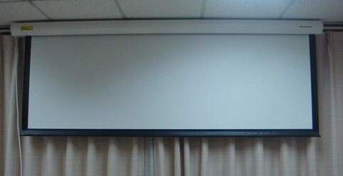 150-inch projection screen :9 HD screenhome theater projector screen HD projector screenelectric curtain Wireless Remote