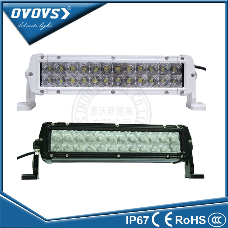 China manufacturer new design 4320LM dual row 16inch 72w led driving light bar for offroad truck ATVs(China (Mainland))