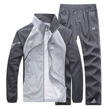 outdoor tracksuit men jackets mens hoodies and sweatshirts mens sports suits tracksuits sportswear man plus size 5xl jogger sets(China (Mainland))