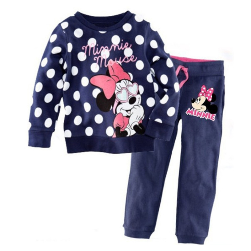 MK-TQBB boutique minnie toddler girl clothing ensemble fille vetement enfant abbigliamento bambini roupas infantis menino(China (Mainland))