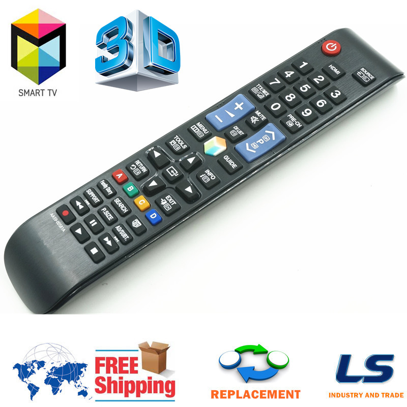 Acquista all 39 ingrosso online samsung universal remote for Telecomando smart tv