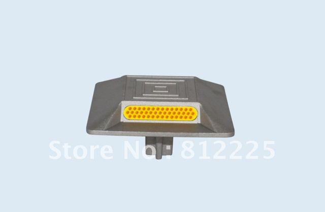 mental road stud ,raised  pavement road stud