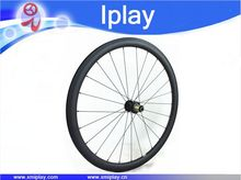 Buy 700C road bike carbon wheels Powerway R36 carbon hub wheels carbon clincher 38mm wheel carbon V shape NBK bearing road wheelset for $377.20 in AliExpress store