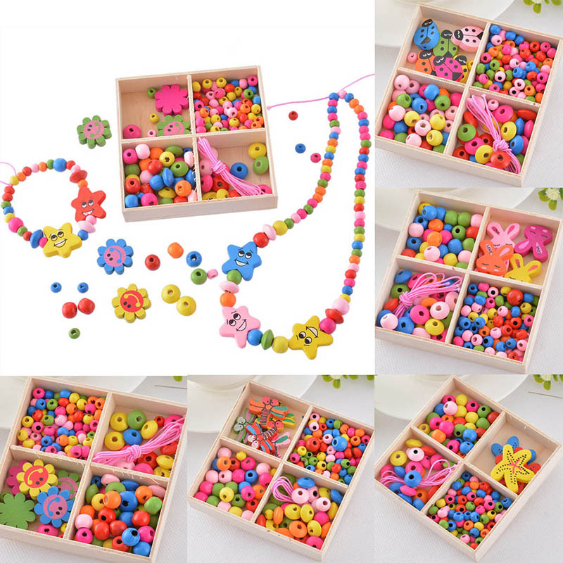Buy diy accessories beads multicolor for Craft toys for kids