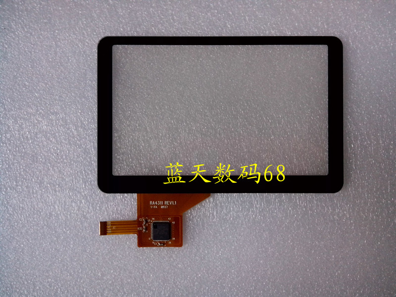 Apply to 4.3 inch tablet computer learning machine Electronic dictionary touch screen size 108 * 69 RA4311 REV1.4(China (Mainland))