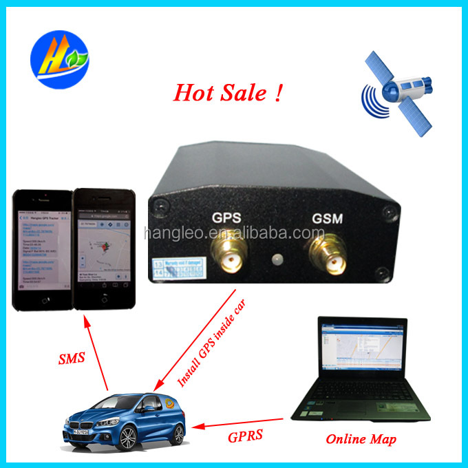 car tracker tk103 with Real Time GPS Tracking software(China (Mainland))