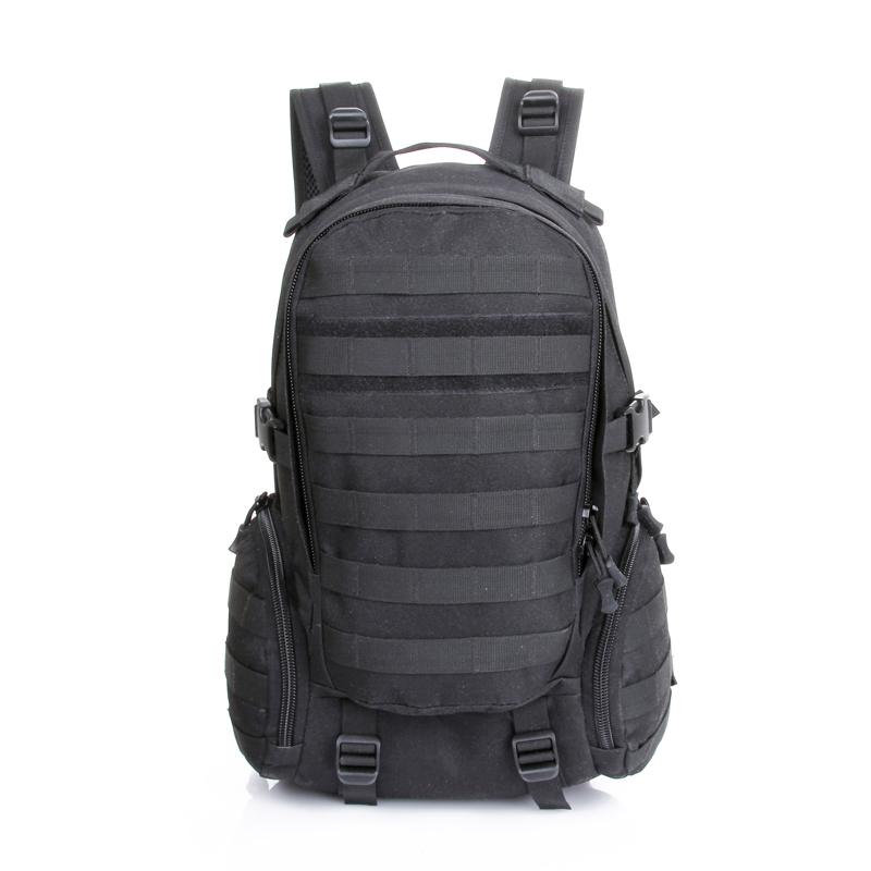 Men outdoor mountaineering bag Waterproof Molle Backpack ...