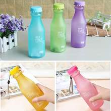 colored plastic water bottles price