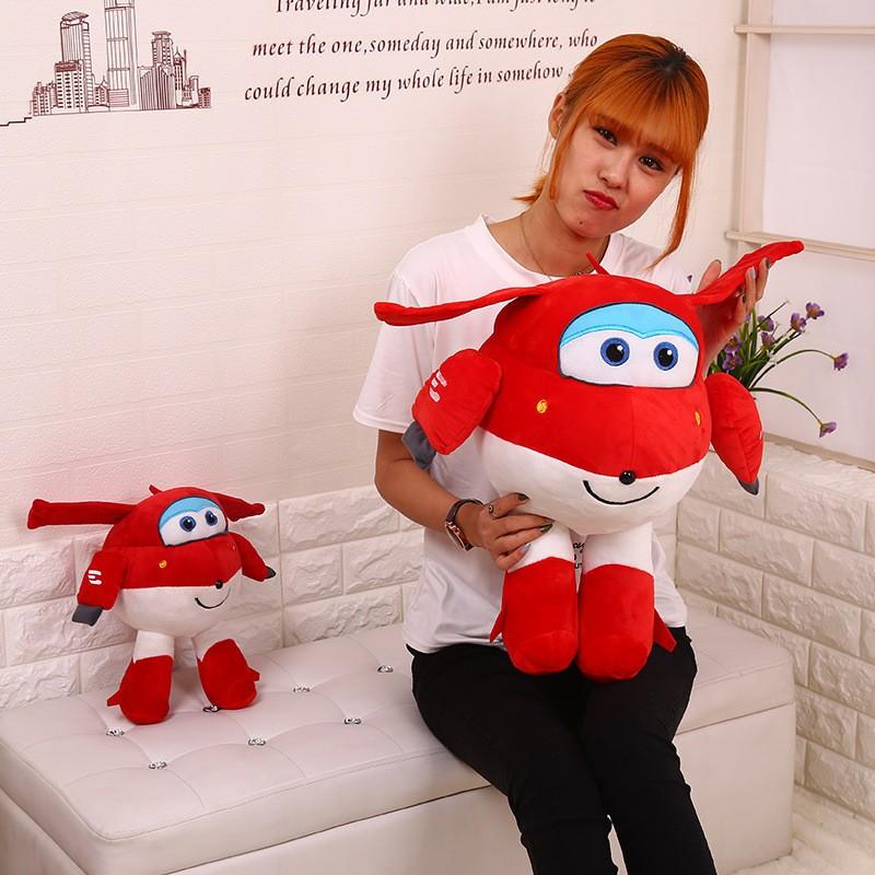 Super-Wings-Superwings-Jett-Cartoon-Toys-Plush-Small-Dolls-For-Children-20cm-30cm-45cm- (3)