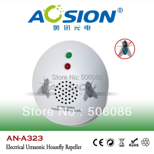 Aosion warehouses hotels supermarkets offices hospitals use ultrasonic house fly mosquito repeller repellent GS plug 220V~240V(China (Mainland))
