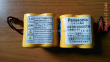 2 шт. / lot BR-2 / 3AGCT4A литиевая 6 плк аккумулятор для Panasonic FANUC A98L-0031-0025