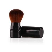 Mini Retractable Make Up Tools Face Foundation Loose Powder Cosmetic Brush Hot