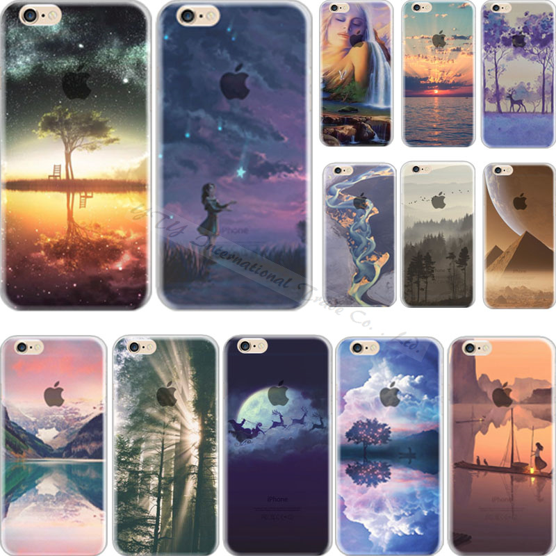 6+/6S+ 5.5'' Cute Cover For Apple iPhone 6Plus 6S Plus Case Cases Soft TPU Phone Shell Painted Supper Popular Picture Newest Top(China (Mainland))
