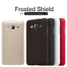 Buy Samsung Galaxy J3 Case Nillkin Frosted Shield Hard Back Cover Case Samsung Galaxy J3 J300 Gift Screen Protector for $7.19 in AliExpress store