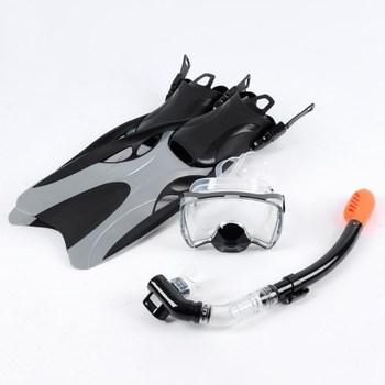 Free shipping Snorkel triratna set submersible mirror full dry breathing tube set