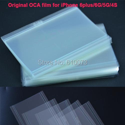 100pcs OCA film for iphone 5 repair broken LCD touch screen for iphone 6 oca laminator 250um Mitsubishi for Samsung S3 S4 S5 S6(China (Mainland))