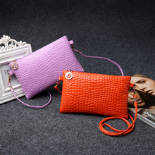 Buy 2017 New Mini Bags Women Messenger Bags Women Crossbody Bag Woman Handbags PU Leather Cross Body Female Bag Girls Cluth Obag for $2.79 in AliExpress store