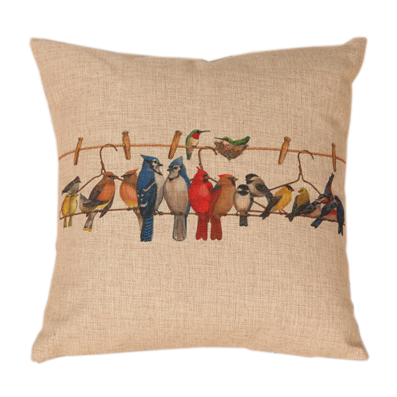Linen Cotton Sofa Cushion Cover No Filling Inside 45*45CM Home Decor Factory Price Wholesale Retail(China (Mainland))