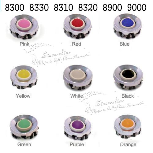 Trackball Rollball For Blackberry Curve 8300 8330 8310 8320 8900 9000(China (Mainland))