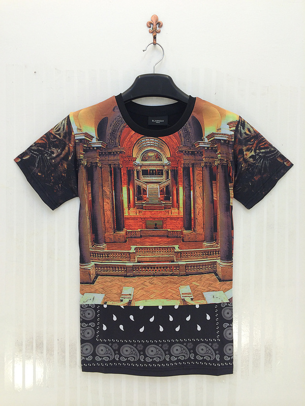 Good Quality,2015 Men's Casual Short Sleeves 3D T-shirt, The palace Printing,,(China (Mainland))