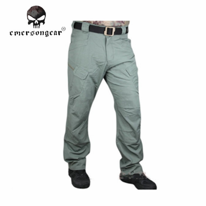Emerson Tactical Outdoor Mountain Trekking Hiking Pants Military Hunting Army Long Pants Clothing Men Combat Trousers Garment