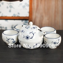 Free shipping Chinese style ceramics tea set  5-piece set