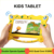 7 inch Kids Tablet PC Plate SpongeBob Allwinner 512MB/8GB A33 Quad Core Children Tablet Android 4.4.2 Dual Camera Dual OS WIFI