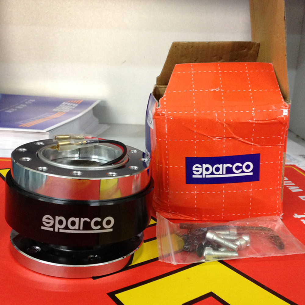 sparco modified steering wheel quick-release device / Racing sparco quick release / Car steering wheel device(China (Mainland))