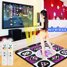 wireless TV interface computer amphibious revolution paragraph solo usb dance MATS body feeling game machine dance Pads(China (Mainland))