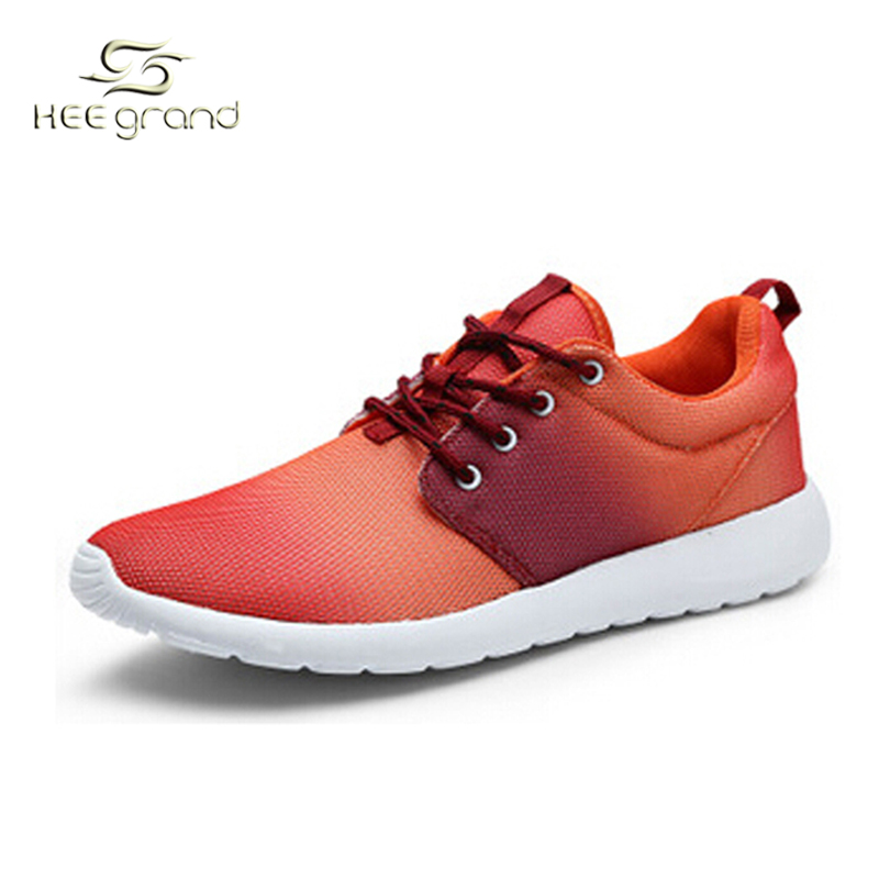 Shoes Man Mesh Lace-Up Adult Mens Breathable Sport Shoe Trendy Style Mixed Colors Walking Shoes New Arrival For Male XMF386<br><br>Aliexpress