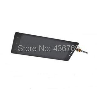 10 шт. ЖК-Дисплей С Сенсорным Экраном Дигитайзер Ассамблеи для Lenovo K3 Note K50-T5 передняя Панель Стеклянный Объектив черный