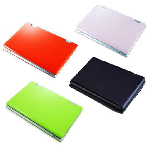 "UMPC VIA8505 Wifi 7"" Mini Netbook Laptop Notebook WIFI Windows CE 6.0 2GB 256MB 2pcs(China (Mainland))"