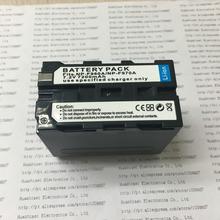 NP-F970 HVR-HD1000C V1C Z5C Z7C DSR-PD198P Photography La luz de la batería