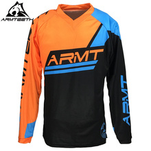 Buy 2017 Armteeth Motocross Jersey MX MTB Road Mountain Bike DH Bicycle Jersey BMX Motorbike Shirts for $14.34 in AliExpress store
