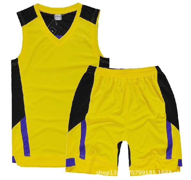 Free shipping basketball clothes wholesale customized sports training and competition of professional basketball clothes(China (Mainland))