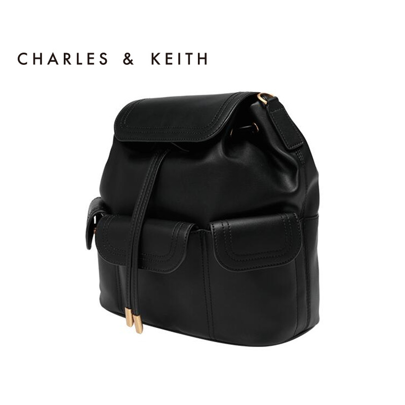 Здесь можно купить  Charles & Keith brand famous designer women backpack fashion ladies backpacks women bag  Камера и Сумки